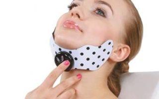 Миостимулятор для лица Face Shaper