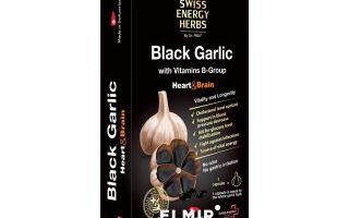 Средство Black Garlic Cure для роста и защиты волос