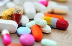 Современные антигистаминные препараты и лечение аллергии