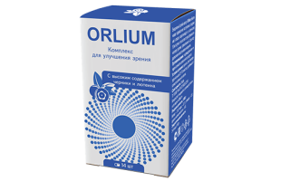 Orlium для восстановления зрения