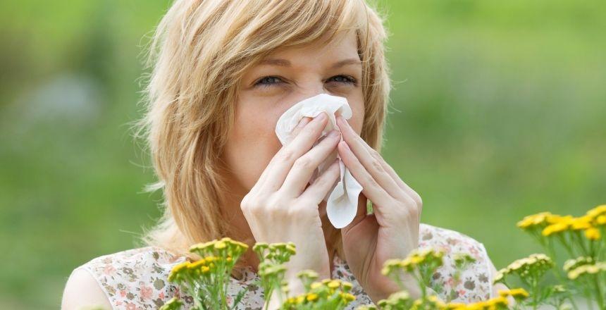 Аллергический поллиноз