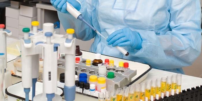Анализ на иммунный статус