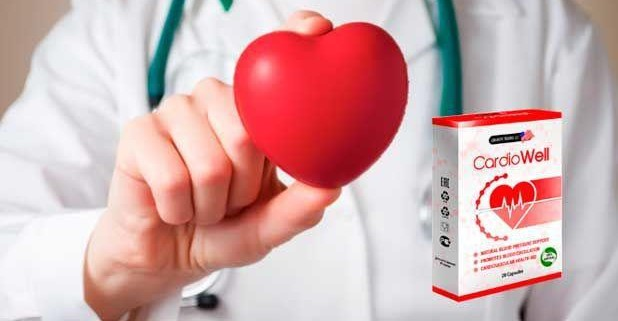 CardioWell от гипертонии