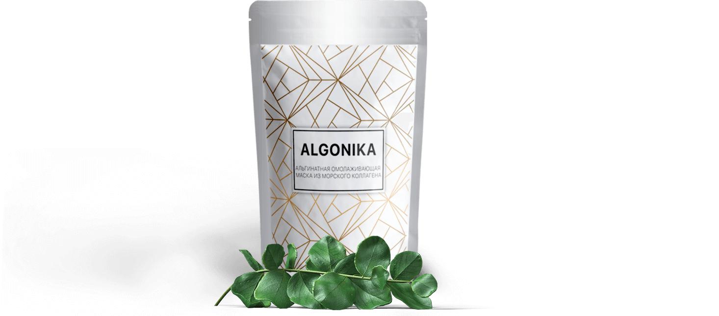 Маска для лица Algonika