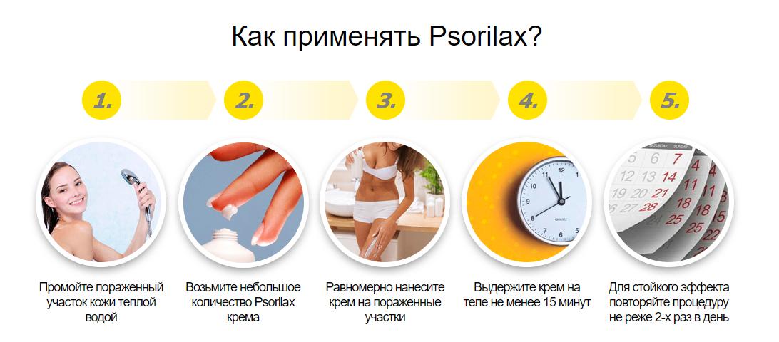 Psorilax инструкция