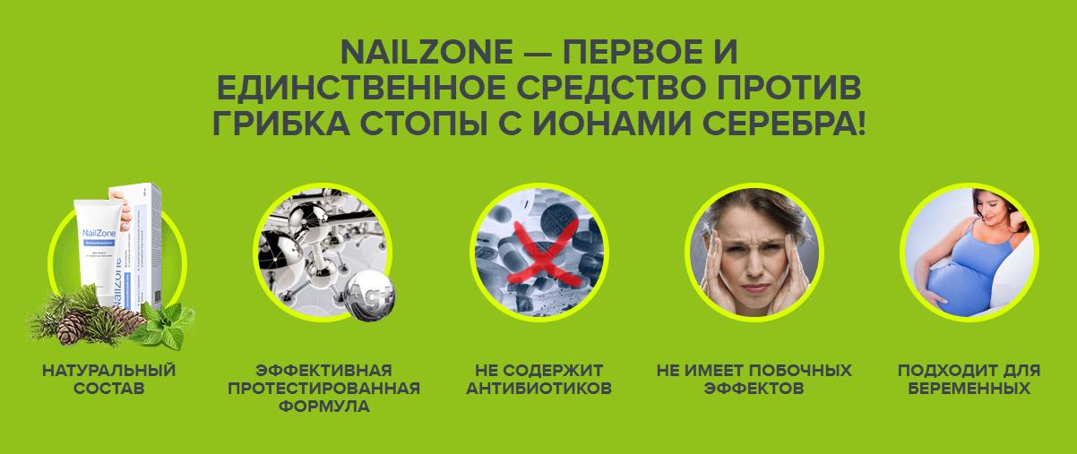 Эффективность мази NailZone