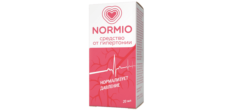 Капли Normio от гипертонии